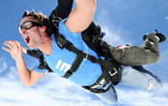 Los Angeles Skydiving Gift Certificates